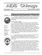 AIDS Chicago, Third Quarter, 1994