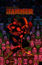 Hammer: Kelley Jones' Complete Series