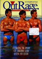 OutRage: Australia's Gay News Magazine - No. 55, December 1987