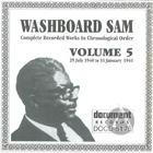 Washboard Sam Vol. 5 (1940-1941)