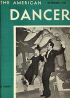 The American Dancer, Vol. 15, no. 2, December, 1941