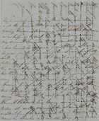 Letter from Kate MacArthur Leslie to William Leslie, April 6, 1841