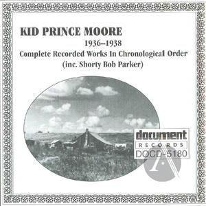 Kid Prince Moore 1936 - 1938