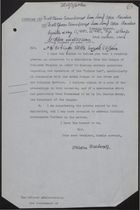 Circular Letter from Malcolm MacDonald to Colonies re: