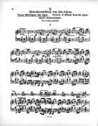 Allegro, S. 156 (S. 156/1-19), R. 8 (R. 8/1-12), C Major
