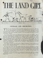 The Land Girl, Vol. 2, No. 12, March 1942