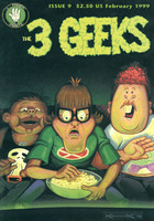 The 3 Geeks, no. 9