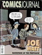 The Comics Journal, no. 183