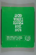 APCWD Women's Resource Book 1978