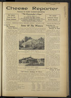 Cheese Reporter, Vol. 57, no. 6, October 17, 1932