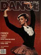 Dance Magazine, Vol. 62, no. 2, February, 1988