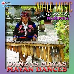 World Music Guatemala, Danzas Mayas, Mayan Dances Album art