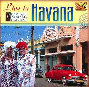 Grupo Cimarrón de Cuba: Live in Havana