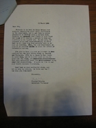 Stanly Milgram to Robert Frager, March 23, 1966