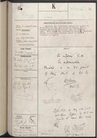 Correspondence re: Maintenance of William Burnt, December 14, 1926-January 5, 1928