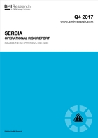 Serbia Operational Risk Report: Q4 2017