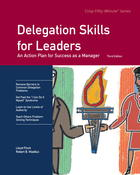 Delegation Skills for Leaders: An Action Plan for Success as a Manager