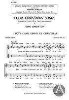 Four Christmas Songs