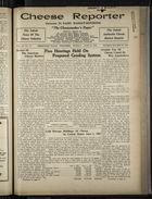 Cheese Reporter, Vol. 55, no. 41, Saturday, June 22, 1931