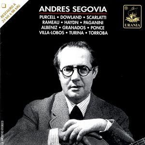 Andrés Segovia Recital (1944-1949)