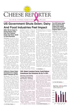Cheese Reporter, Vol. 138, No. 15, Friday, October 4, 2013