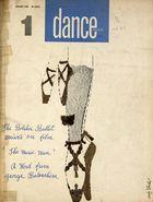 Dance Magazine, Vol. 32, no. 1, January, 1958