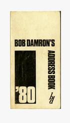 Bob Damron's Address Book '80