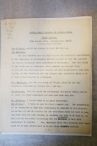 Second International Congress of Working Women, Ninth Session, 24th October 1921, Morning 9.50-11.50