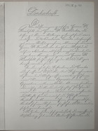 Magnus Hirschfeld Scrapbook: Denkschrift