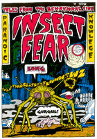 Insect Fear, no. 1
