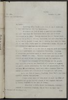 Letter from H. Drummond Wolff to the Marquis of Salisbury, October 11, 1897