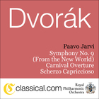 Antonín Dvorák, Symphony No. 9 'From The New World' In E Minor, Op. 95