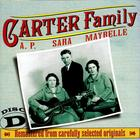 The Carter Family 1927 - 1934 Disc D