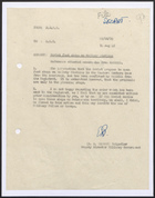 Memo from D.D.M.G. to G.O.C. re: Soviet Food Shops on Railway Stations, August 14, 1948
