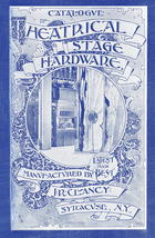 Catalogue of Theatrical Stage Hardware, no. 12