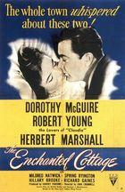 Enchanted Cottage (1945): Shooting script