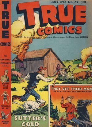 True Comics no. 62