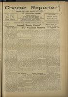 Cheese Reporter, Vol. 56, no. 31, April 11, 1932