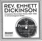 Rev. Emmett Dickinson (1929-1930)