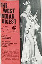 West Indian Digest, November 1972 Vol. 2, No. 6, The West Indian Digest, November 1972 Vol. 2, No. 6