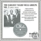 The Earliest Negro Vocal Groups Vol. 2 (1893-1922)