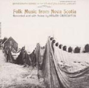 Folk Music from Nova Scotia