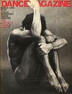 Dance Magazine, Vol. 46, no. 3, March, 1972