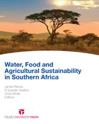 Chapter 1: Why water and agriculture in southern Africa?