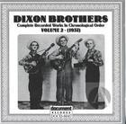 Dixon Brothers Vol. 2 (1937)