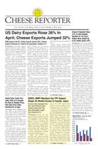 Cheese Reporter, Vol. 138, No. 50, Friday, June 6, 2014