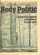 The Body Politic no. 33, May 1977