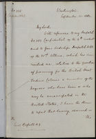 File Folder: Colour Discrimination in United Kingdom and the Colonies - Deputation from League of Coloured Peoples