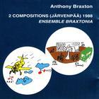 2 Compositions (Jarvenpaa) 1988 Ensemble Braxtonia