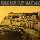 Folk Music from Italy Album art